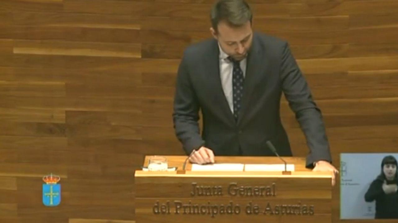 El PP, la última víctima de la «represión lingüística» en la Junta.Rafael Palacios