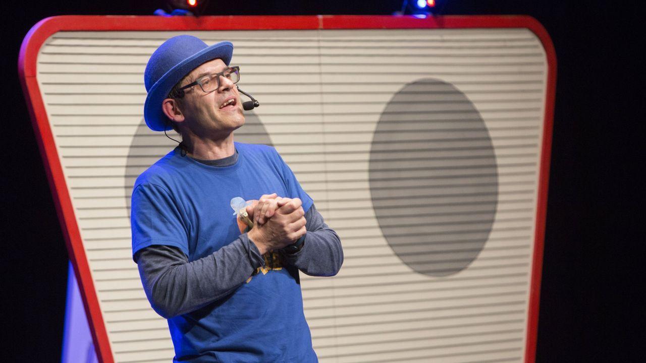 Iván Méndez, director del festival Resurrection Fest