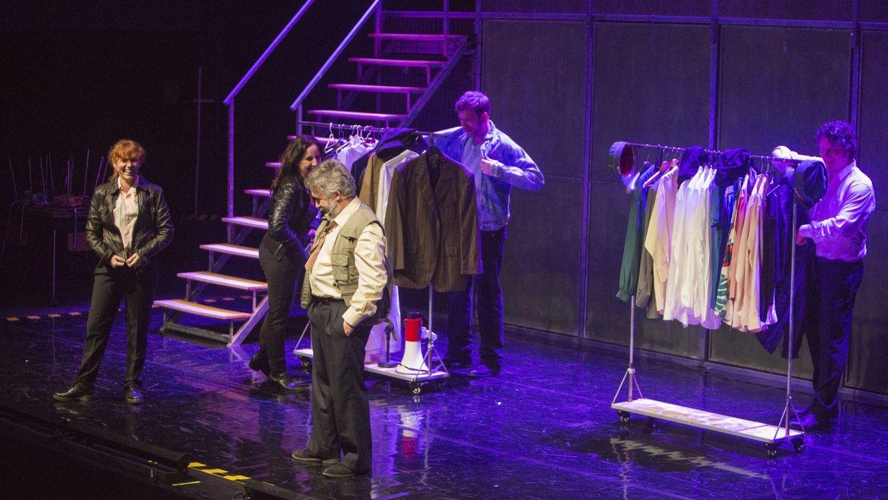 «Fariña» llega el viernes y el sábado al auditorio Gustavo Freire