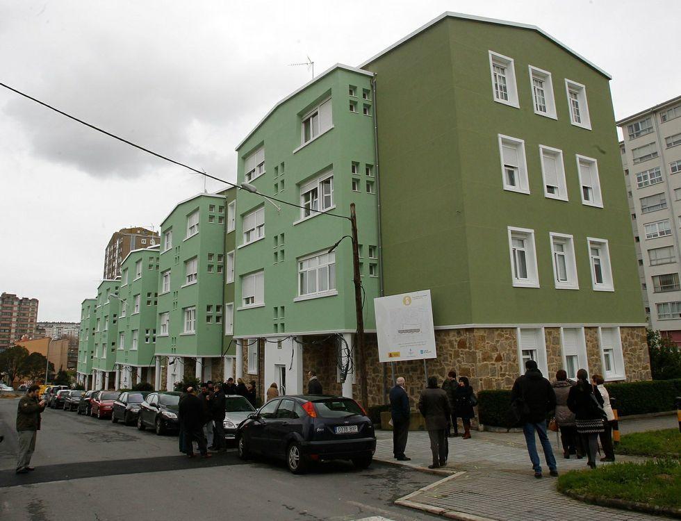 <span lang= es-es >La última adjudicación.</span> Se firmó a las 11.10 horas del pasado 19 de junio con un presupuesto de 199.995 euros para hacer obras de intervención urbana en el área de rehabilitación del Birloque.