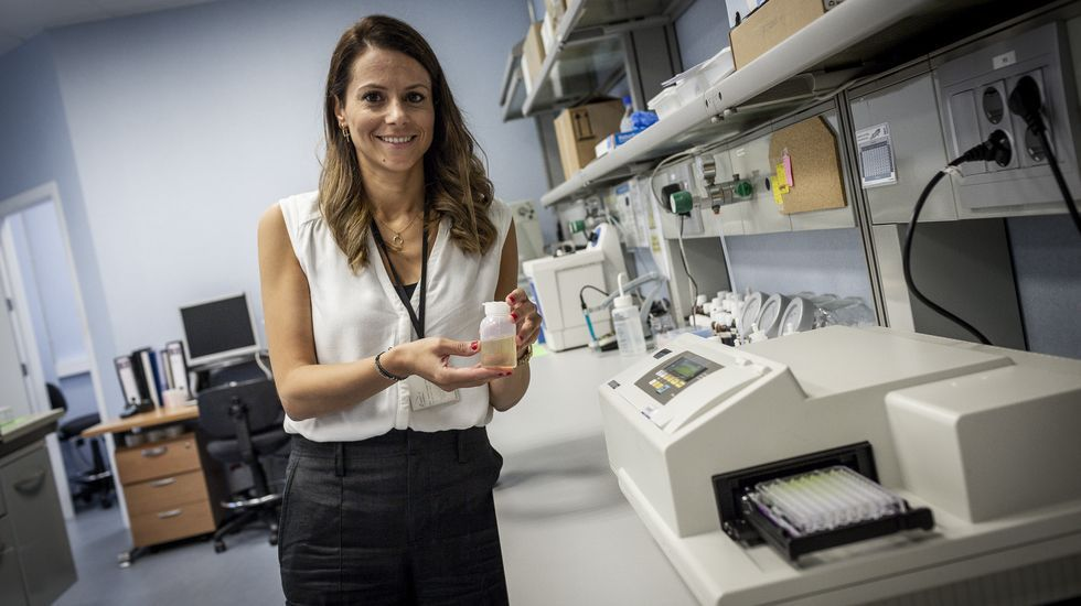 Enma Conde es la directora de I+D+i de Glecex