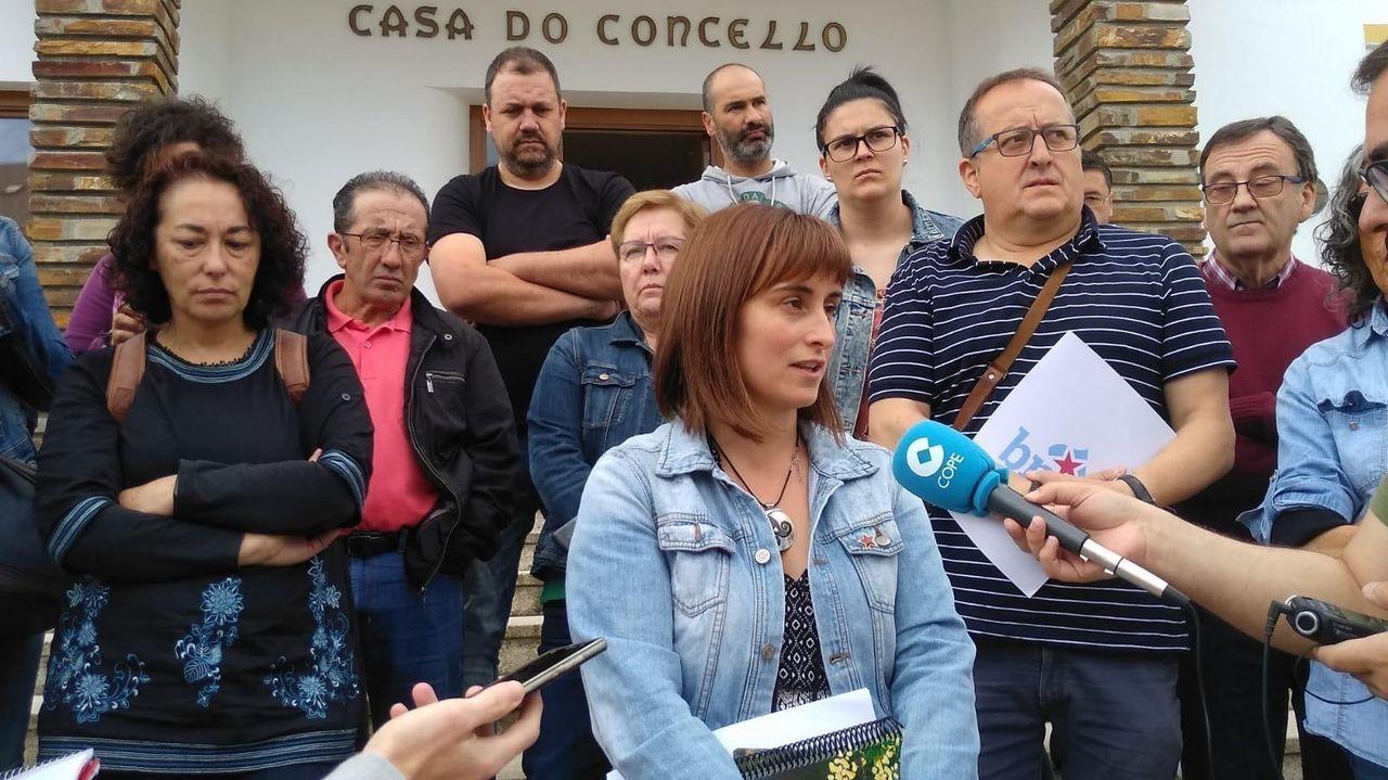 Este jueves ha arrancado la segunda edición de O Son do Camiño, festival que traerá a el Monte do Gozo a más de 30 bandas y artistas