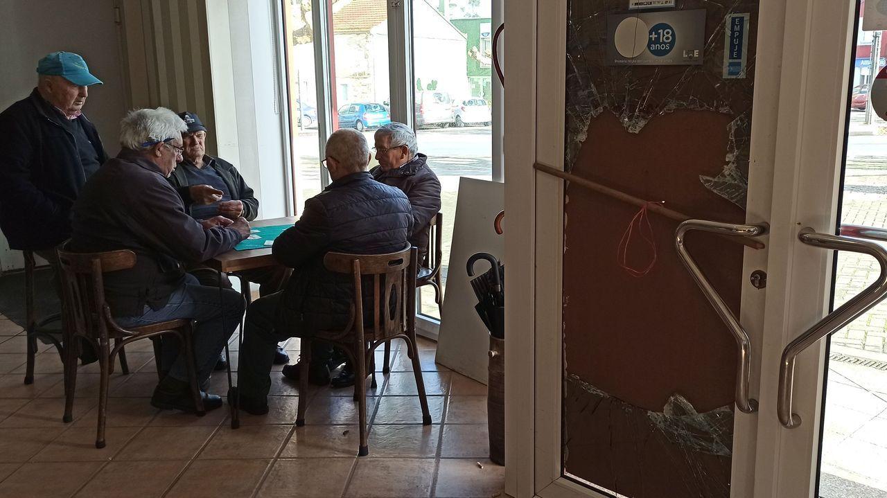 Robo en el restaurante Casa Jurjo de Mazaricos