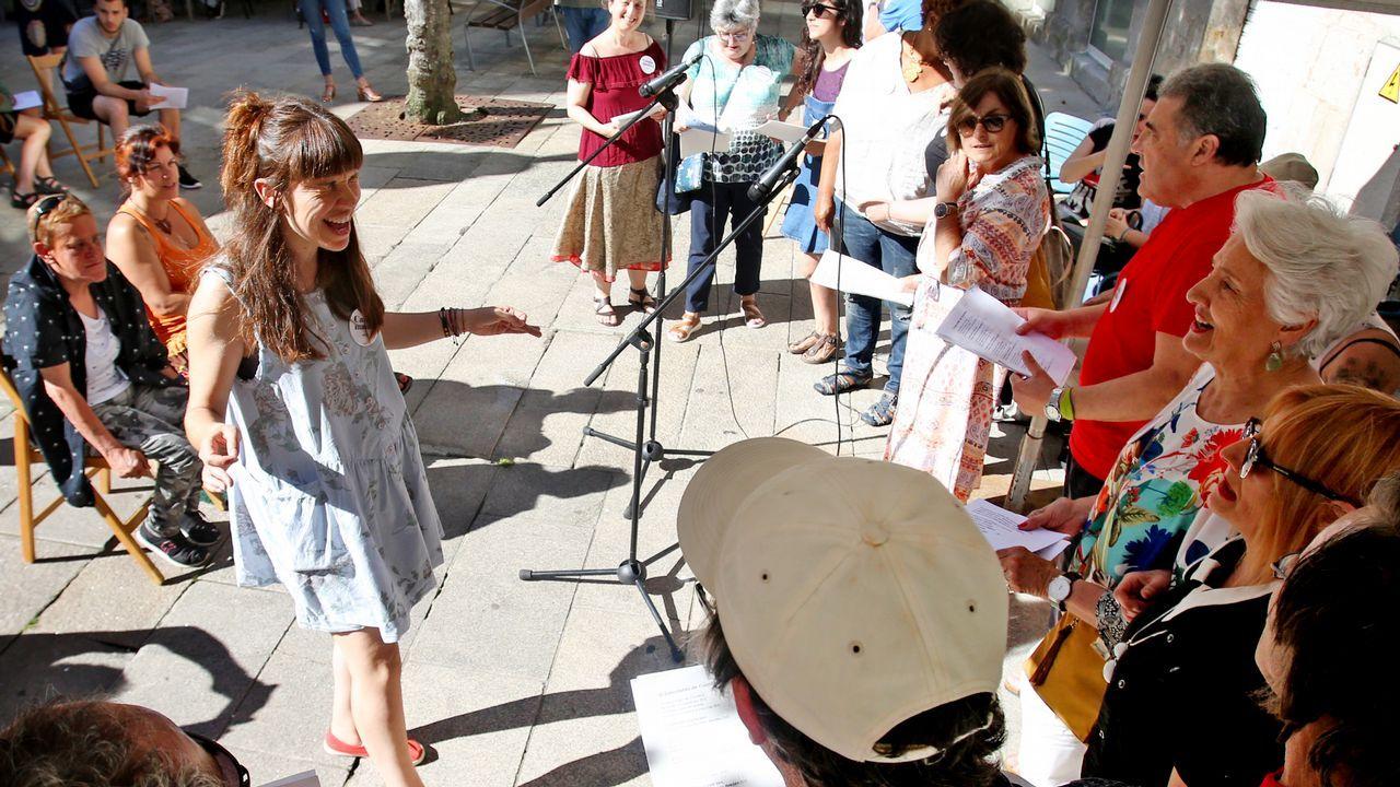 El pregón y la ofrenda floral abren las fiestas de San Roque