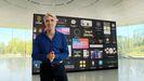 Craig Federighi, vicepresidente de ingeniería de sotware de Apple, en la Conferencia de Desarrolladores virtual