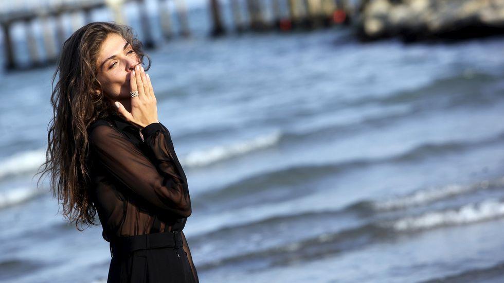 La modelo y actriz Elisa Sednaoui.