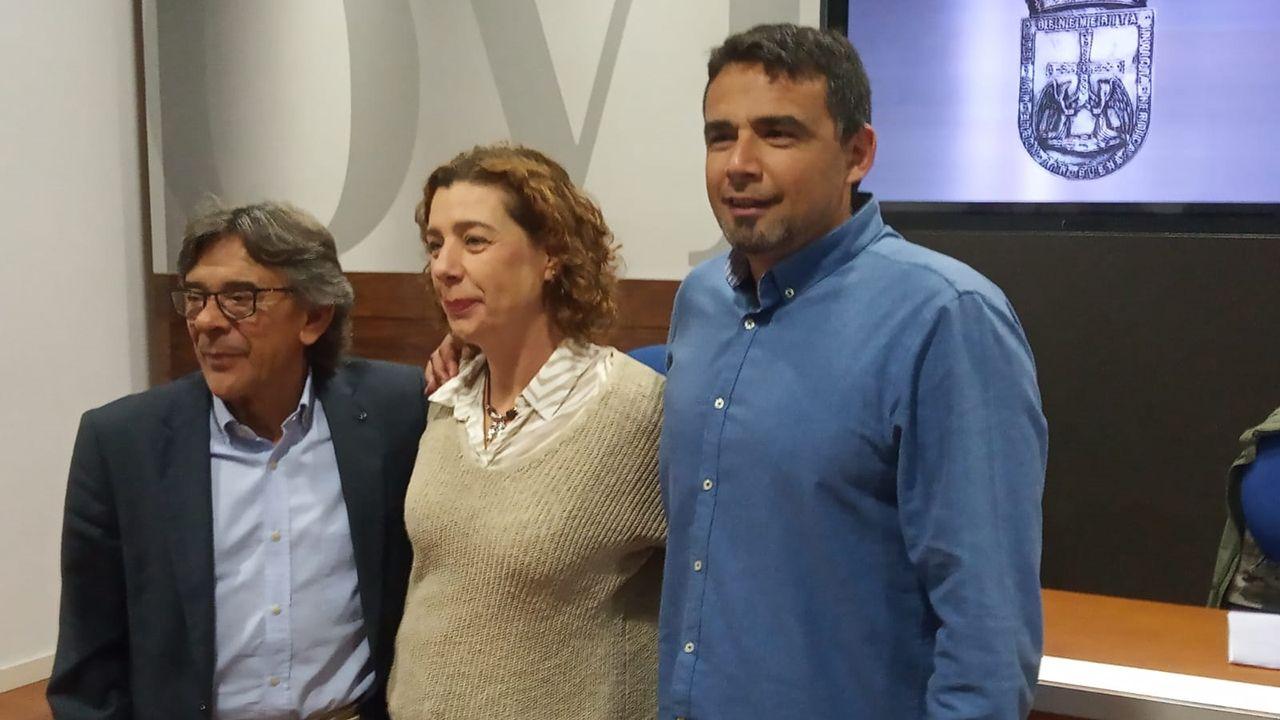 Aumenta la distancia entre Podemos y PSOE tras la última propuesta de Iglesias.Roberto Sánchez Ramos «Rivi», Cristina Pontón e Iván Álvarez