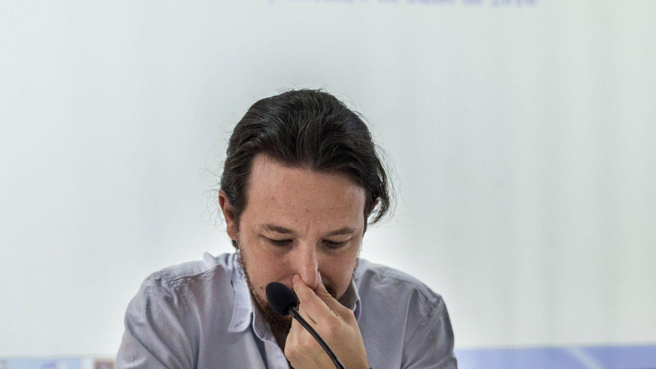 Pablo Iglesias, en Madrid en una imagen de archivo