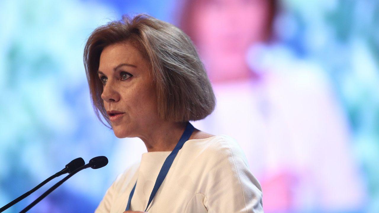 María Dolores de Cospedal, exsecretaria general del PP