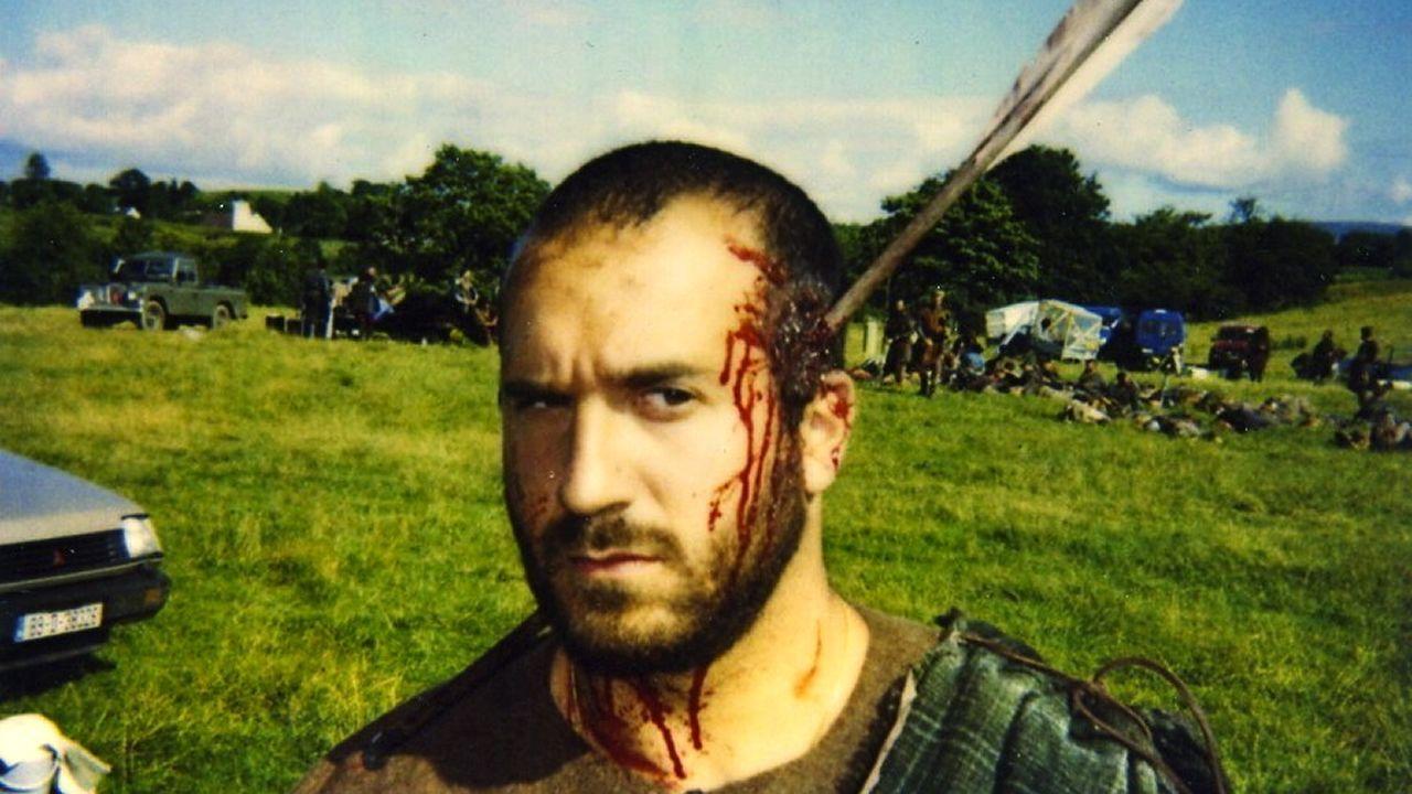 «Braveheart» es uno de los filmes donde hizo de extra durante su primera etapa como especialista