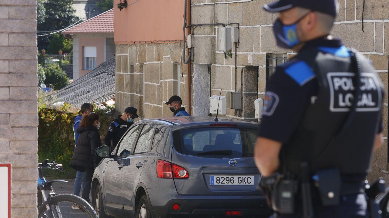 La última gran redada contra el tráfico de drogas en la ciudad de Pontevedra y su entorno se llevó a cabo el pasado mayo