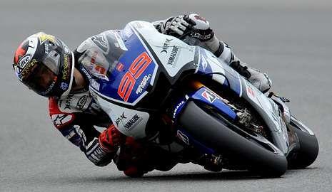El GP de San Marino, en imágenes.Jorge Lorenzo, ayer en los entrenamientos oficiales.