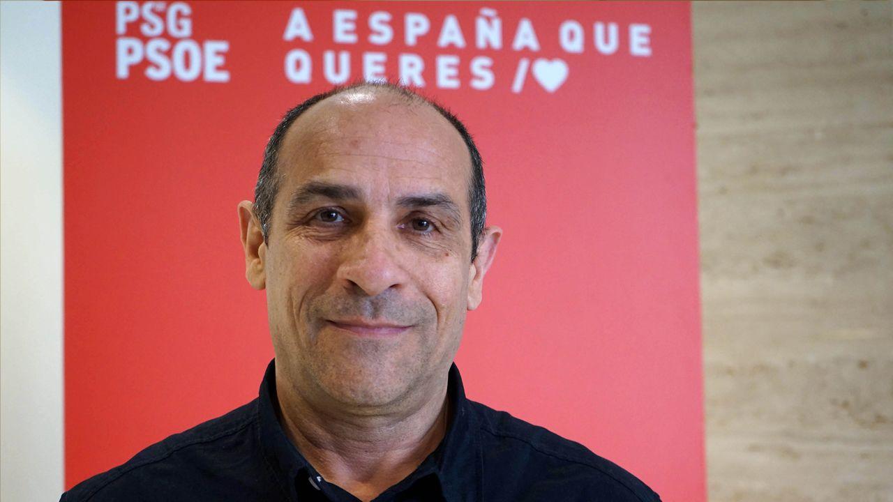 Jesús Javier Celemín (PSOE)