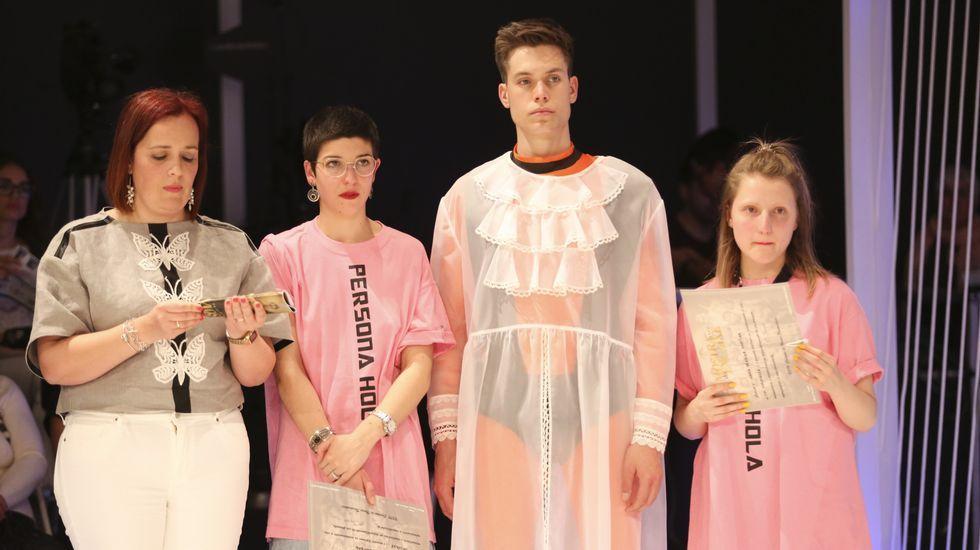Firmas y jóvenes hacen del Encaixe el centro de la moda en Galicia