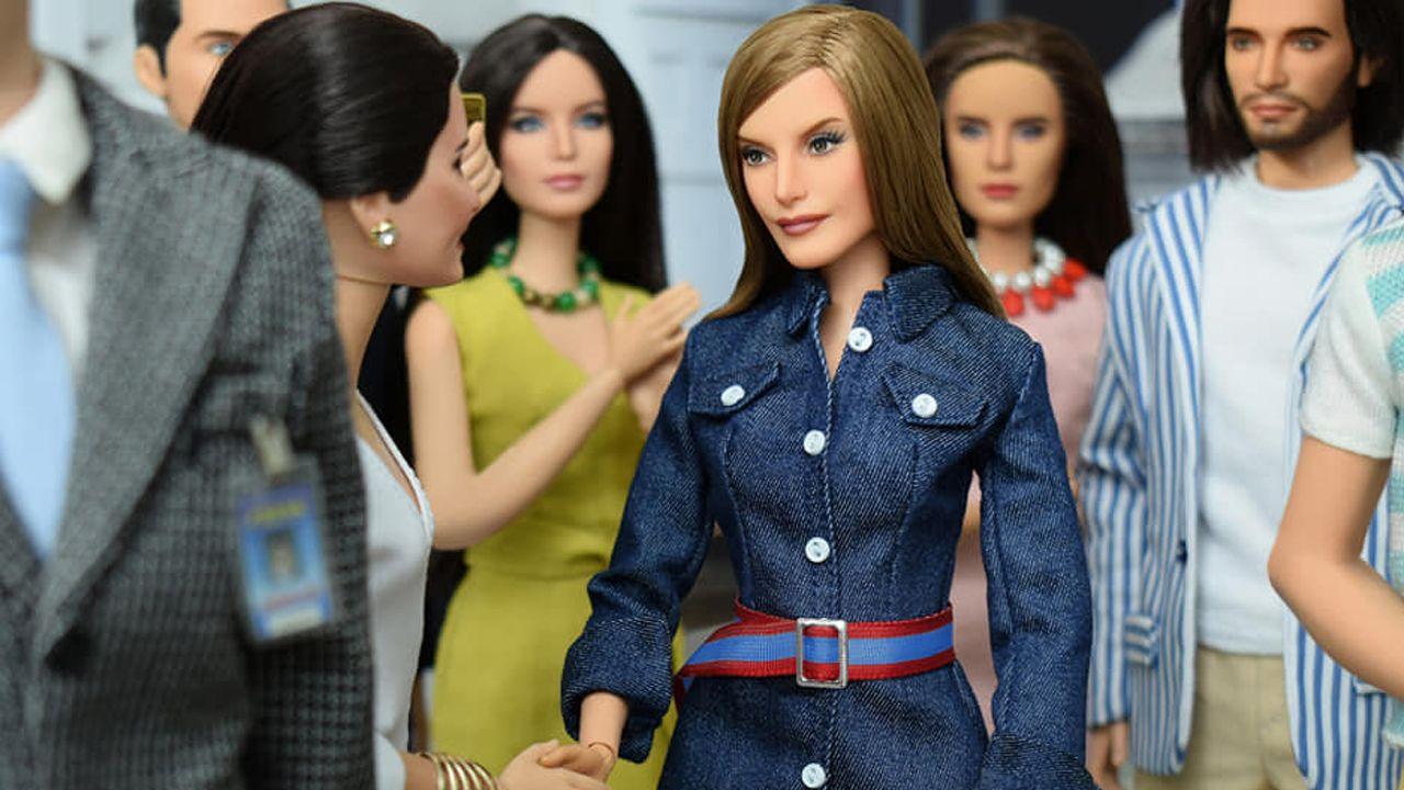 Las muñecas de Letizia y Leonor
