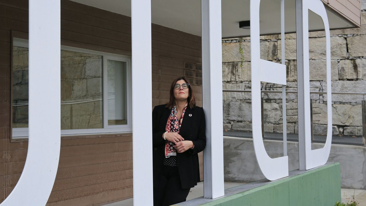 Ana Belén Traseira, directorada do centro asociado de UNED en Lugo