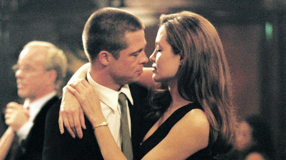 Angelina Jolie y Brad Pitt: Doce años de relación, en imágenes.Brad Pitt y Angelina Jolie de cera, en el museo de Berlín