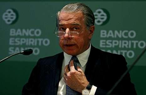 Ricardo Salgado es el patriarca de la familia que da nombre al Banco Espirito Santo.
