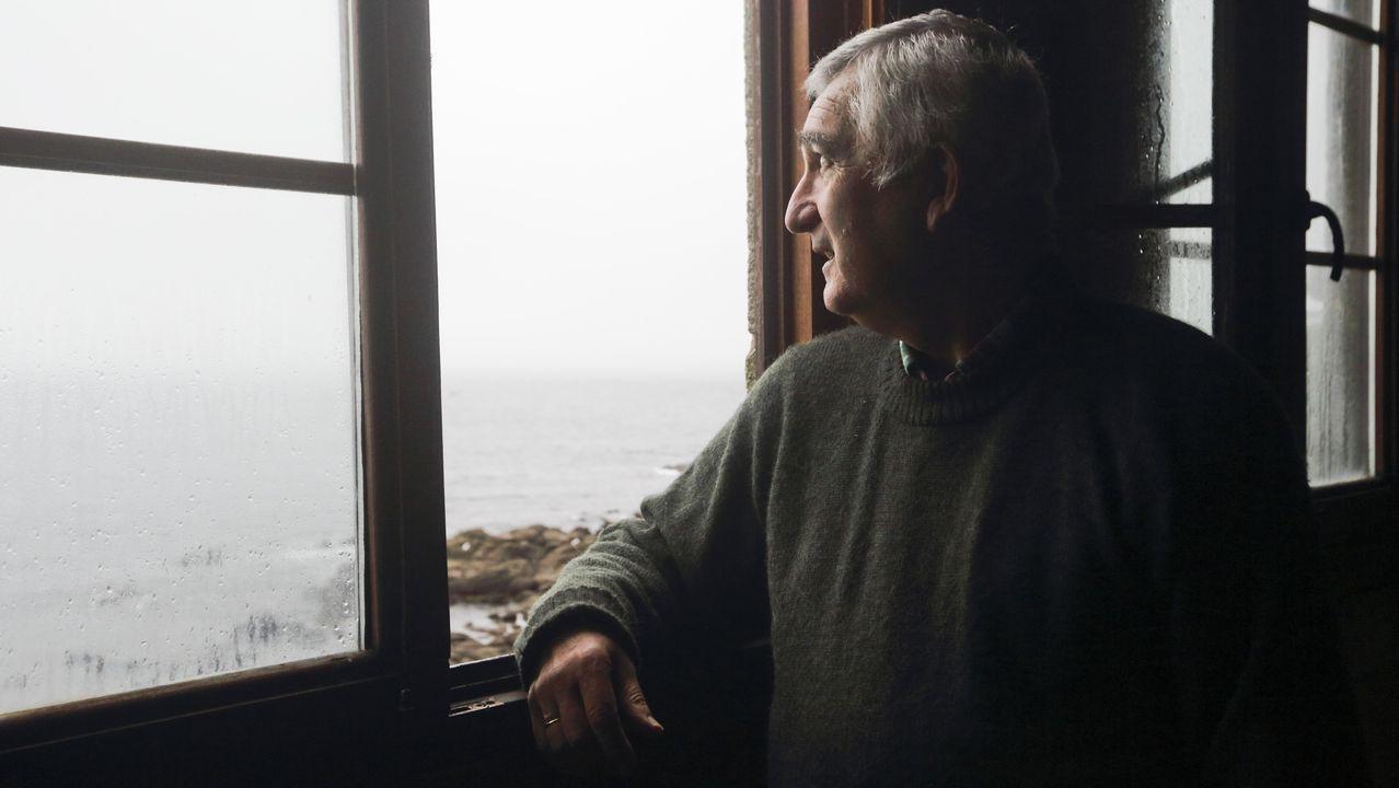 Rui Moreira viajó esta semana a A Coruña para cenar y participar en un debate con Feijoo