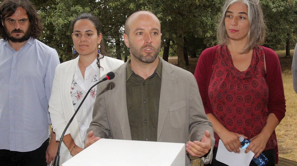Momento de tensión entre Zabala y Alonso: «¿No me considera una víctima del terrorismo?».Arnaldo Otegi