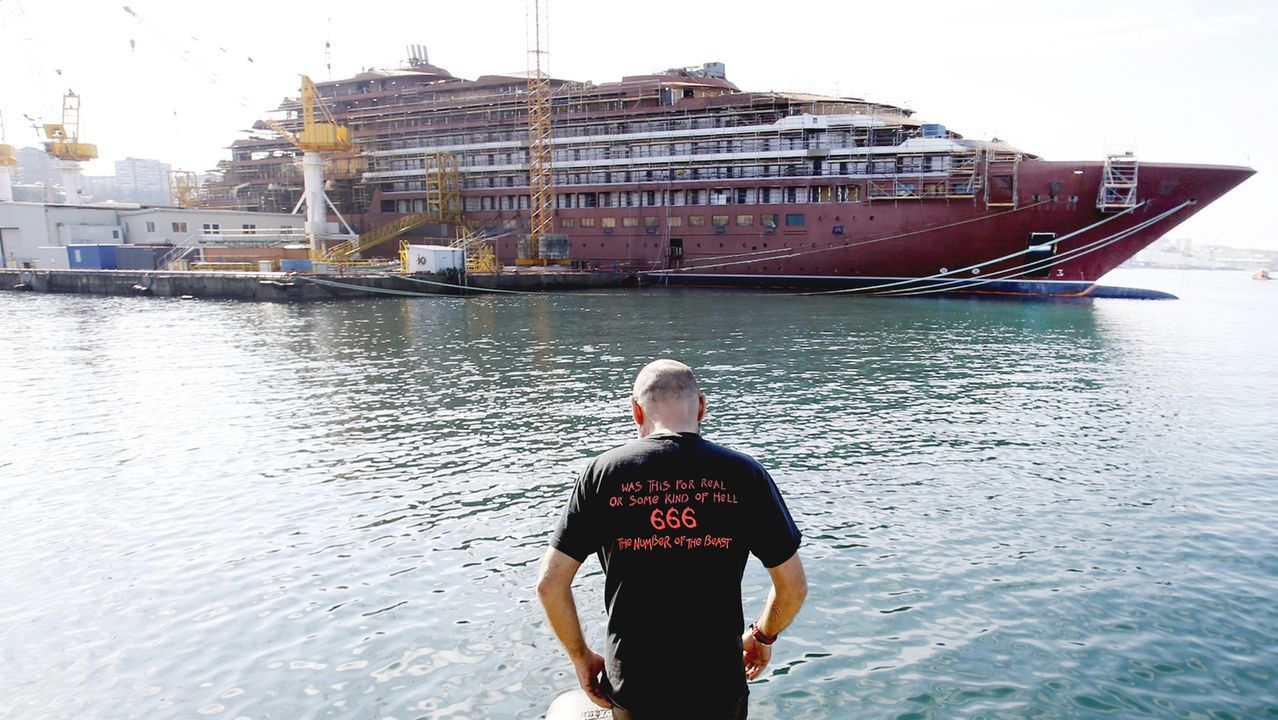 Crucero en Barreras para Ritz Carlton