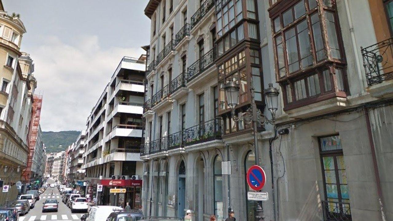 Calle de Marqués Pidal