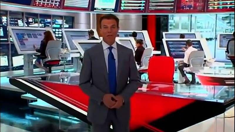 Así será la redacción futurista de Fox News