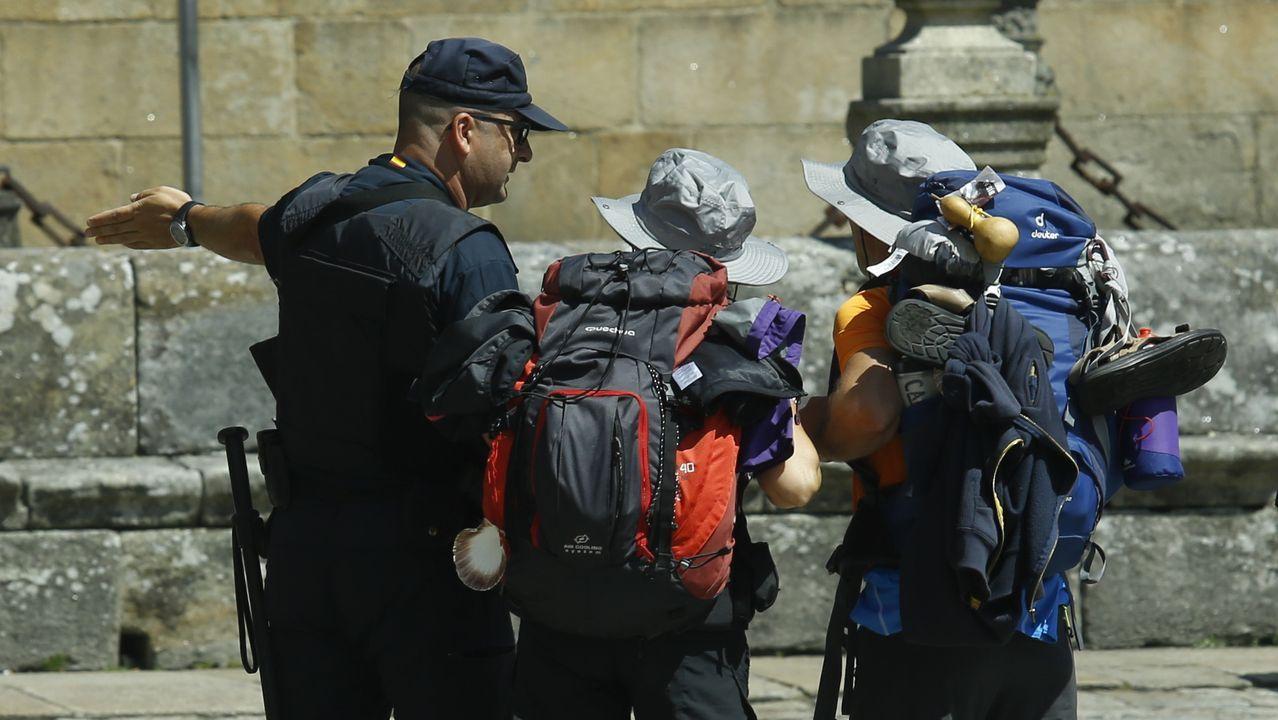 La Brilat ya controla la frontera con Portugal