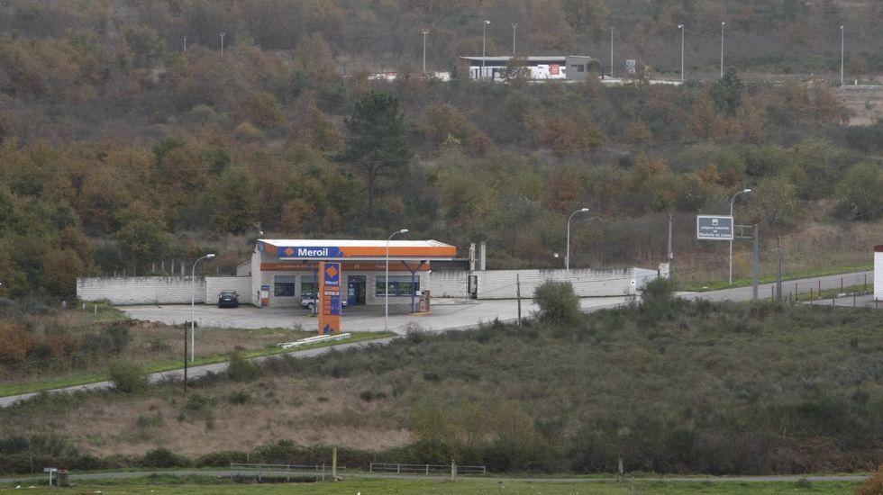 Los terrenos para la ampliación están situados en el entorno de la gasolinera