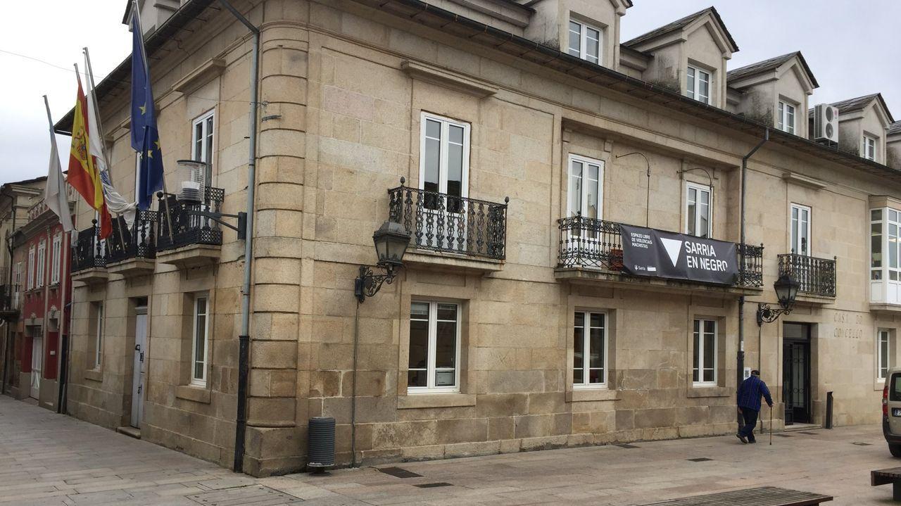 Casa do Concello de Sarria