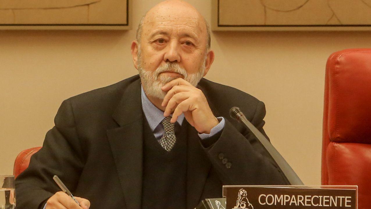 En directo: Comparece el presidente del CIS, José Félix Tezanos.El líder del PP, Pablo Casado, durante su intervención en el pleno del Congreso