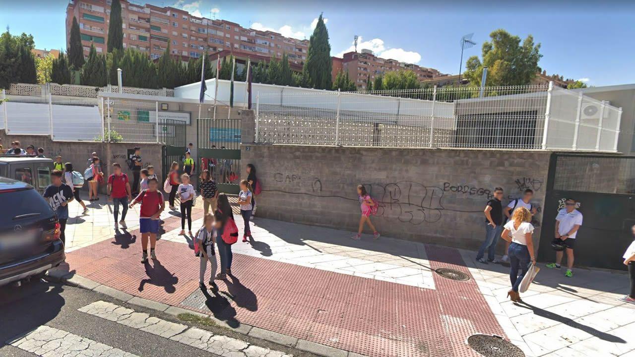 Exterior del IES Az Zait de Jaén