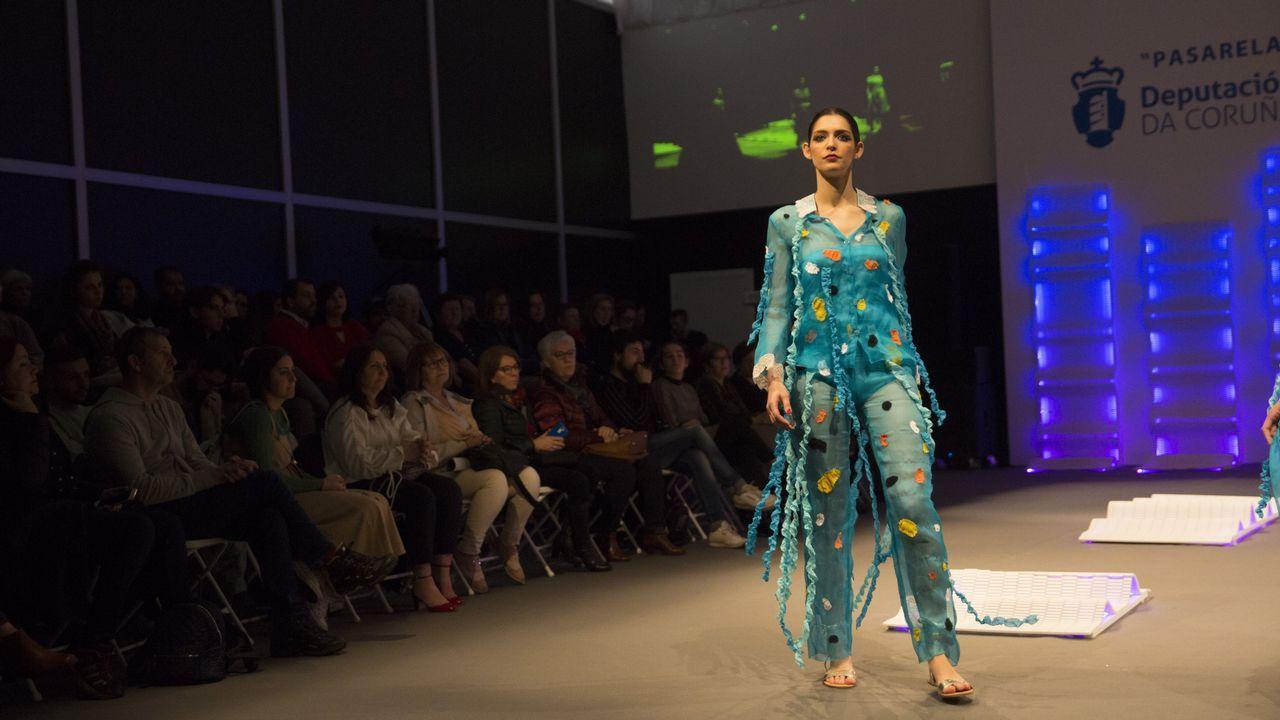 ¡Echa un vistazo a los diseños del grupo B de los Noveis Deseñadores en Camariñas!