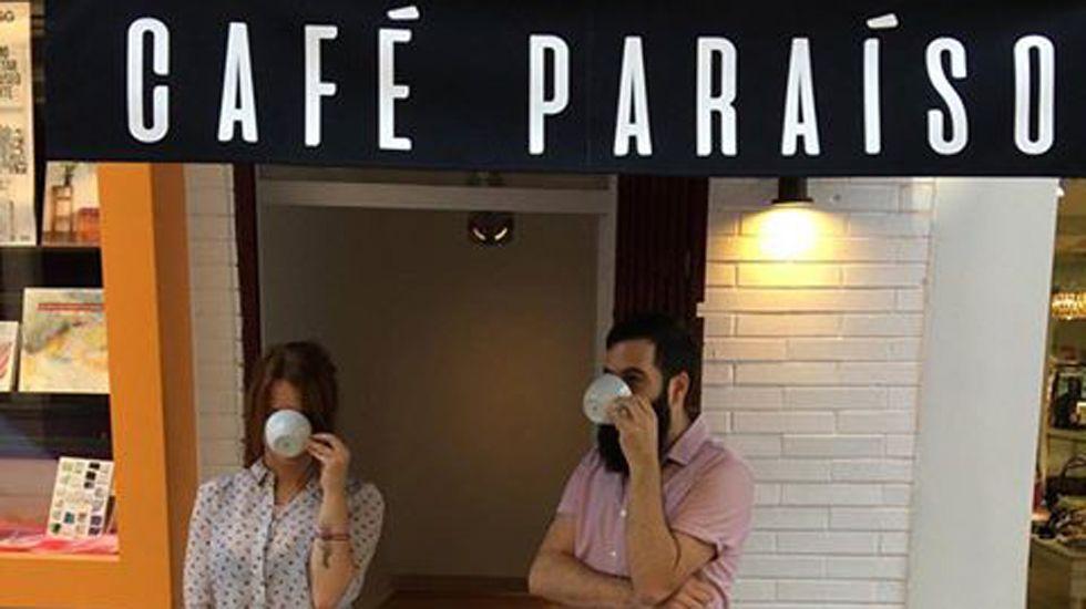 Café Paraíso.Café Paraíso