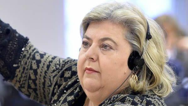 Clara Aguilera, en una foto de archivo