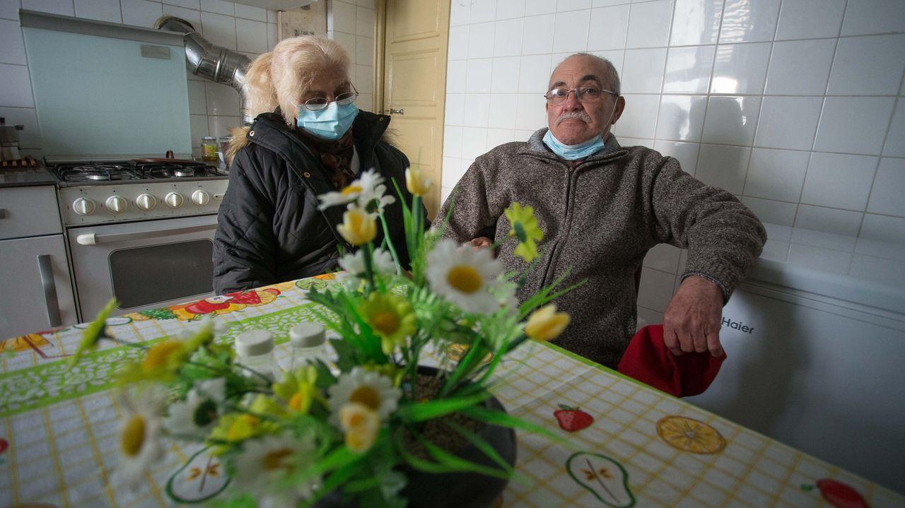Más de 70 años y varios intentos de desalojo: «Aquí en Lugo hemos pasado frío y mucha miseria»