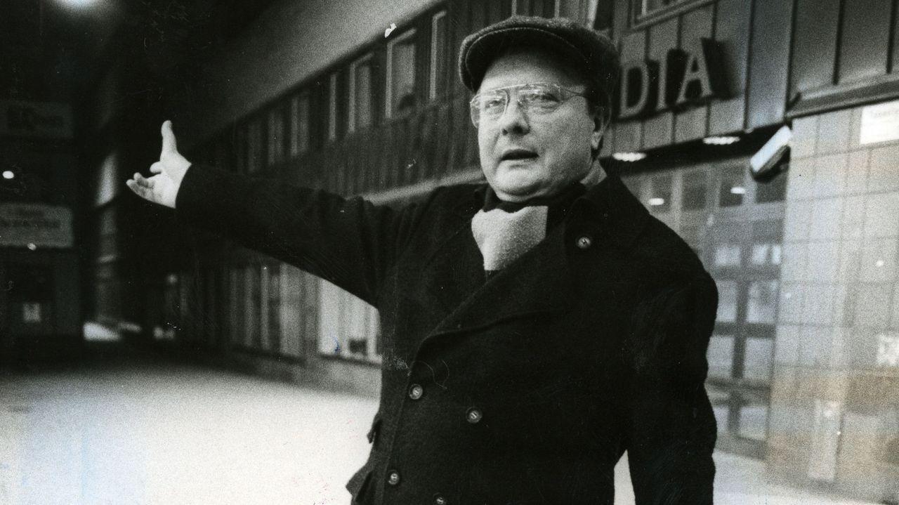 El supuesto asesino de Olof Palme es Stig Engström, el llamado «hombre de Skandia»