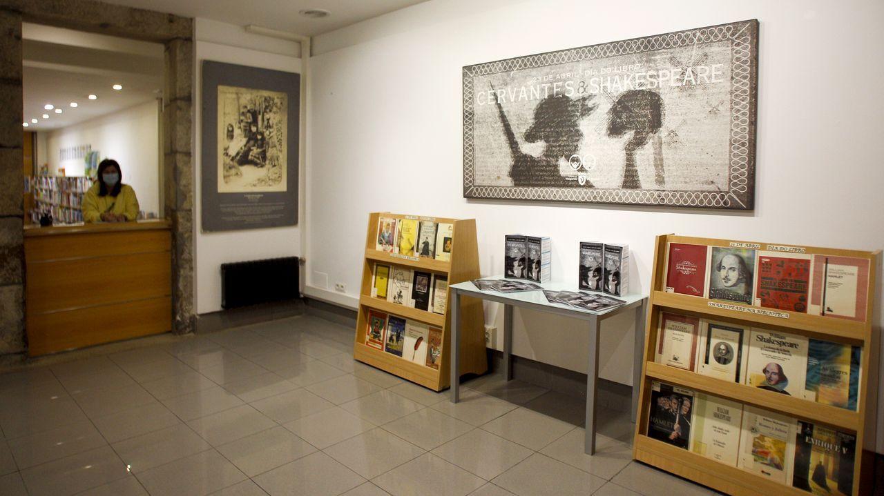 El Salón del Libro Infantil y Juvenil abre sus puertas en Pontevedra.Labraña entregará exemplares da súa última obra na biblioteca do CEIP Nicolás do Río, en Cedeira, que leva o seu nome