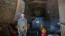 Simon Keenan tiene un proyecto de apoyo a los peregrinos, Terra da Luz