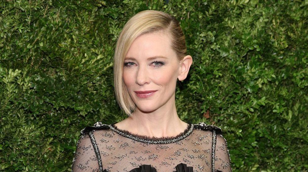 Cate Blanchett protagoniza «Carol».