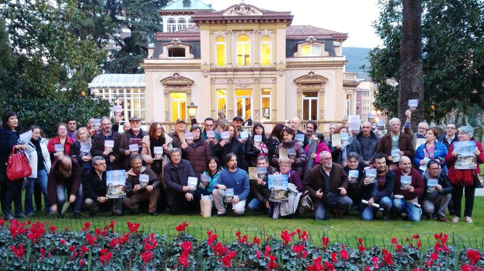El Movimiento Vecinal Villa Magdalena inicia su campaña.Natalia Fernández, hija del empresario asturiano asesinado en Buenos Aires