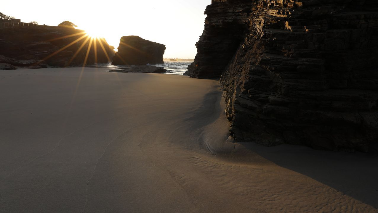 Praia das Catedrais (Ribadeo).