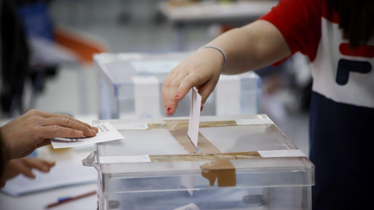 Propaganda electoral que Vox envía a domicilio con su papeleta para el 10N