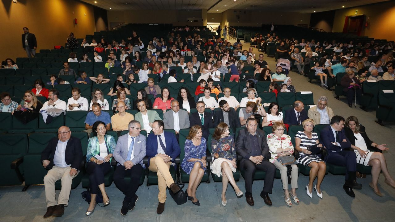 La gala de aniversario del Colegio Cervantes