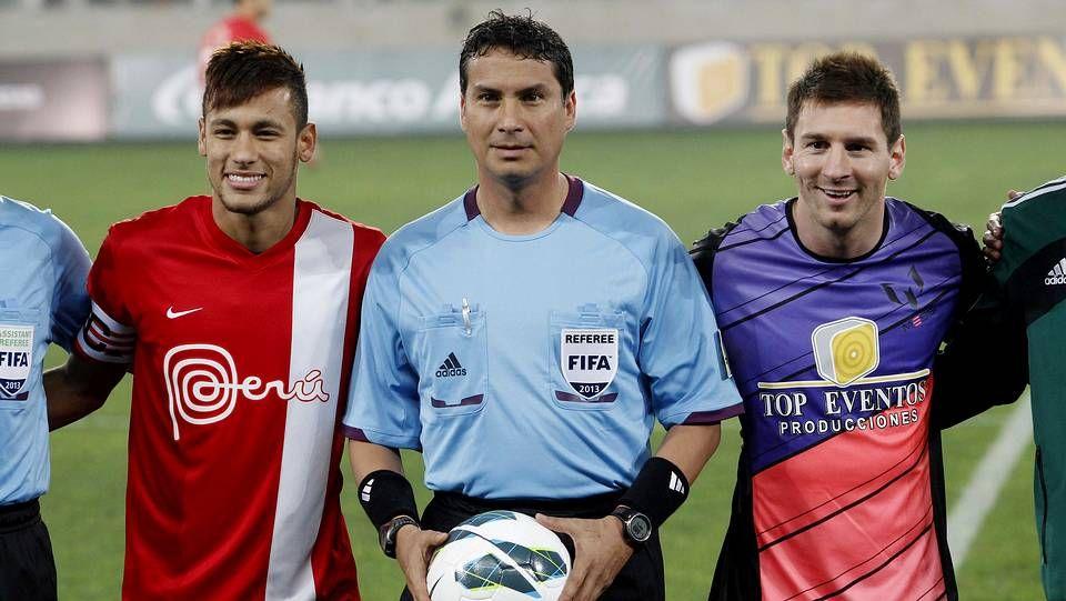 Primer día para Tata Martino y Neymar en el Barça