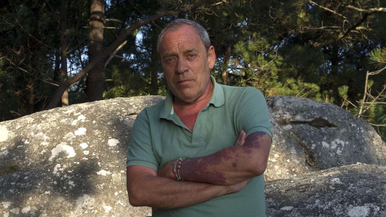 Récord de escanciado simultáneo fuera de Asturias, en Azuqueca de Henares, septiembre 2019.Momento, ayer, del escanciado simultáneo en Azuqueca de Henares (Guadalajara)