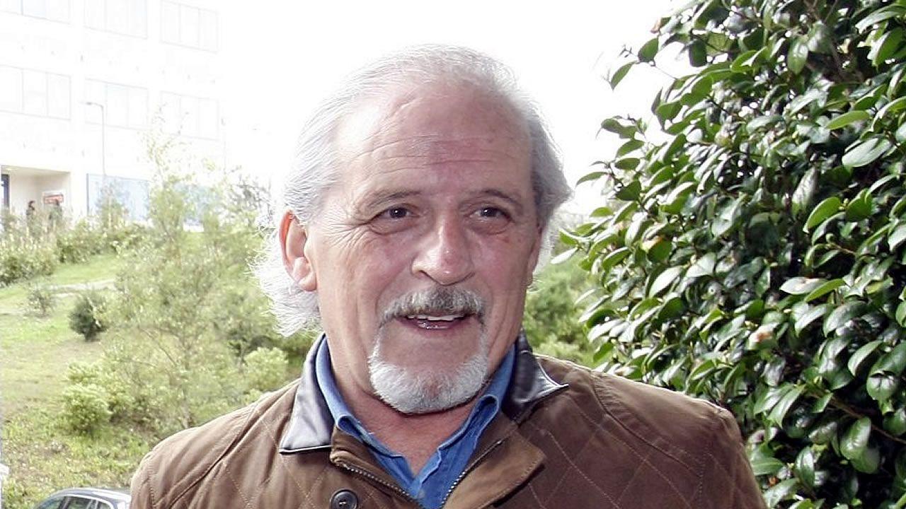 Miguel Cortizo en una foto del 2012
