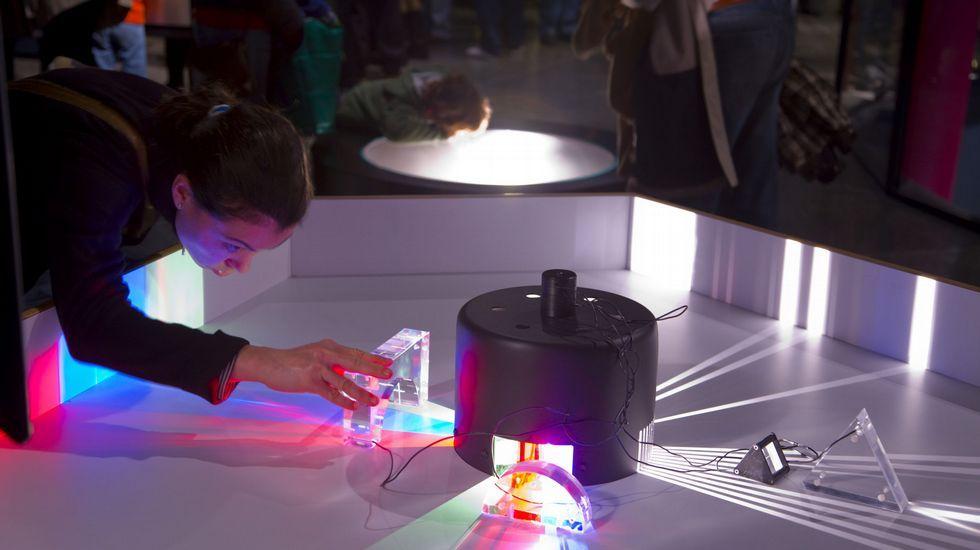 Os modernos museos de ciencia utilizan e comparten o concepto de interactividade