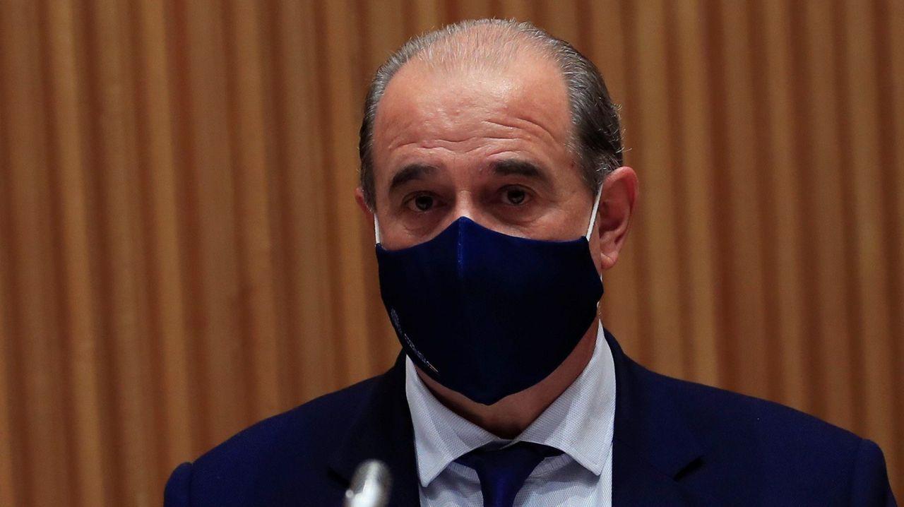 Francisco Pardo, director general de la Policía Nacional