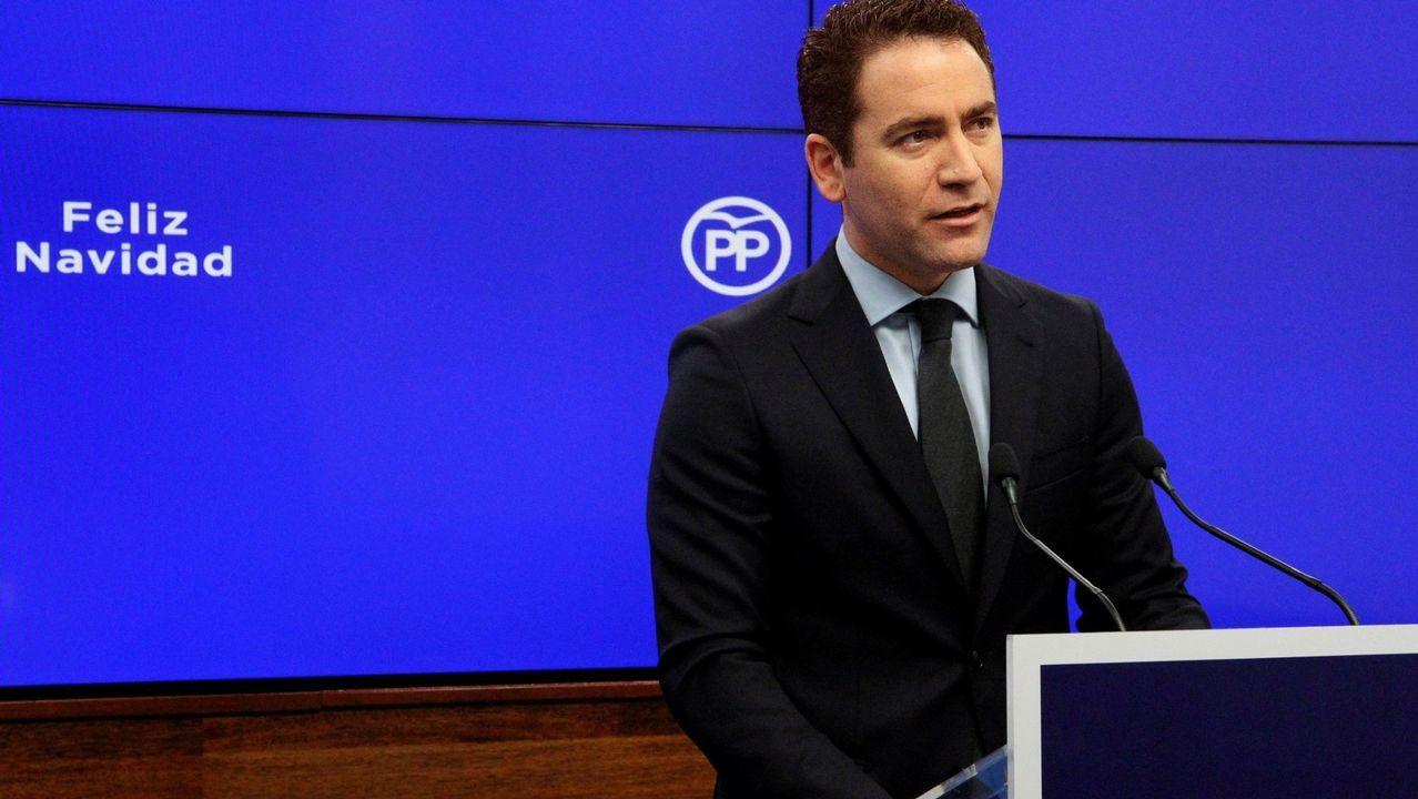 El negociador de Vox en la Región de Murcia Luis Gestoso